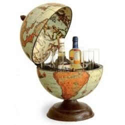 Глобус-бар настольный Сафари