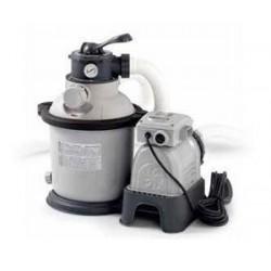 28644 Песочный фильтр-насос 4,5м3/ч