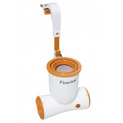 Фильтр - насос 2574 л/час с мусороуловит