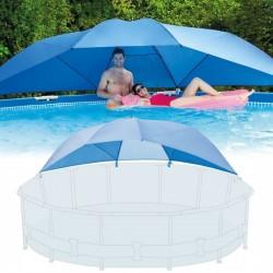 Тент-зонт для бассейна