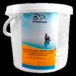 Chemoform Многофункц. ср-во 5,0 кг (таб)