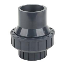 Обратный клапан ПВХ 50мм