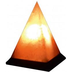 Декор- обработ. соляная лампа Пирамида