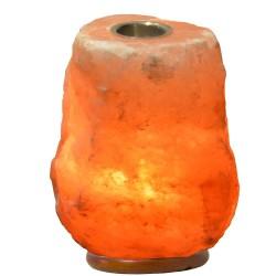 Декор- обработ. соляная лампа Арома с диммером