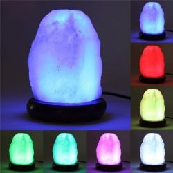 Неограненная соляная лампа Мультиколор 5-7кг