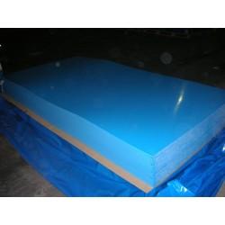 Лист п/п 3000*1500*5 синий экстр.