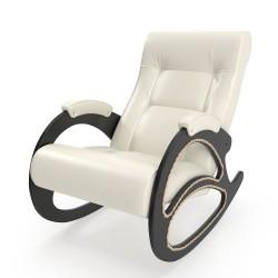 Кресло-качалка Модель 4, экокожа Vegas