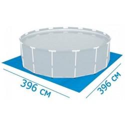 Подстилка для бассейнов 396*396см