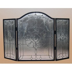 Каминный экран