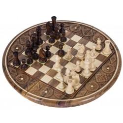 Шахматы Рубин большие