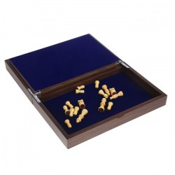 Шахматы подарочн. в деревянном кейсе