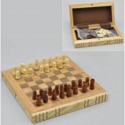 FND-FD102739 Шахматы (походные ) с доской