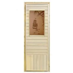 Дверь DoorWood стекло прамоуг.