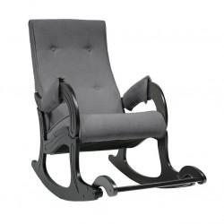 Кресло-качалка мод.707 (Венге, ткань)