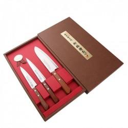 Подарочный набор из 3 ножей