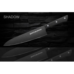 "Нож кухонный ""Samura by MAC"" шеф с покрыт."
