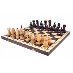 Шахматы Королевские инкрустированные железом