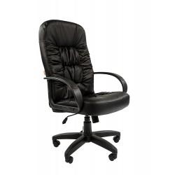 Кресло офисное Chairman черный матовый