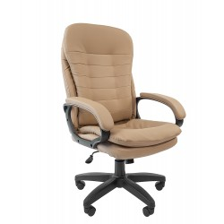 Кресло офисное Chairman (бежевый)