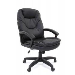 Кресло офисное Chairman (черный)