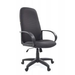 Офисное кресло 279 черно-серый