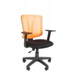 Кресло офисное Chairman (оранжевый)