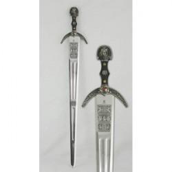 AG-294 R Меч  Марко Поло Чинкуэда 16 век серебро