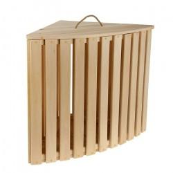 Ящик для белья угловой
