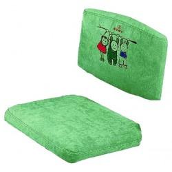 Комплект чехлов (зеленый)