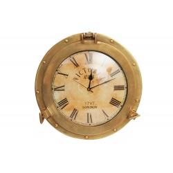 Настенные часы (латунь)