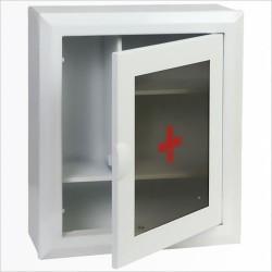 Корпус для аптечки со стеклом