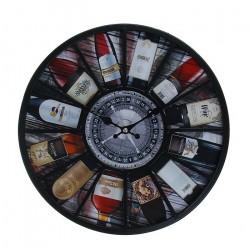 """1031090 Часы настенные """"Вино марки"""""""