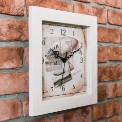Часы настенные Дирижабль