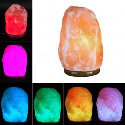Неограненная соляная лампа Мультиколор 7-10кг
