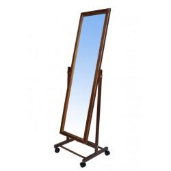 Зеркало напольное LESET МЭМФИС (Орех)
