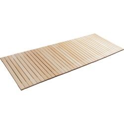34001 Коврик деревянный (липовая рейка)