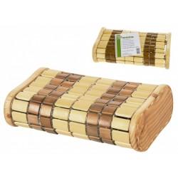 Подголовник амортизируемый бамбук