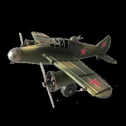 """Модель самолета ИЛ-2 """"Летающая крепость"""""""