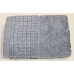 Полотенце Carrara 70*140 (голубой)