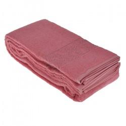 Полотенце махр 70*140 бамбук/хлопок в асс.