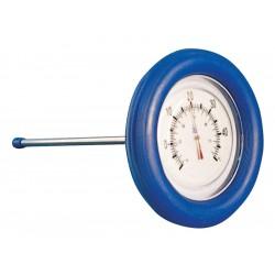 Термометр плавающий круглый малый