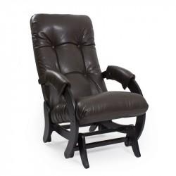 Кресло-гляйдер мод.68 (Венге, эк/к Vegas)