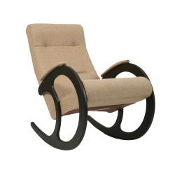 Кресло-качалка мод. 3 (Венге, ткань Malta)