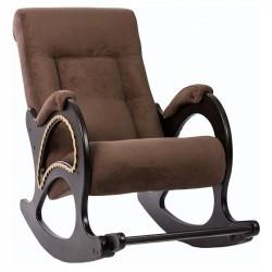 Кресло-качалка Модель 44 (Венге, ткань Verona)
