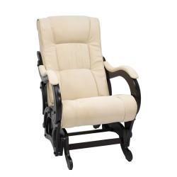 Кресло-качалка Модель 78 (Венге, эк/к)
