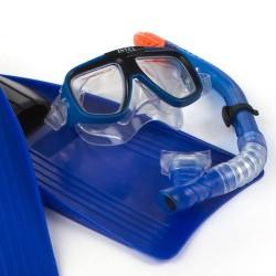 55957 Набор для подв.плавания (маска,трубка.ласты)