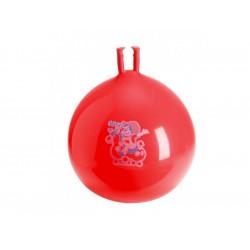 Мяч-попрыгунчик красный 60см