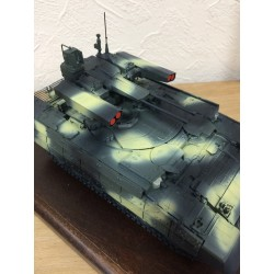 "Модель танка БМПТ ""Терминатор-2"""