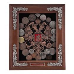 Ключница (старые монеты)