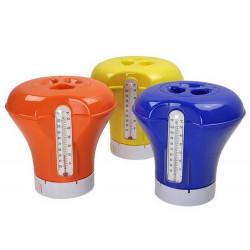 Поплавок-дозатор с термометром 18,5см